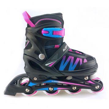 Inline Skates Alert Roze Maat 31-34