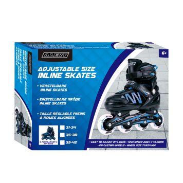 Inline Skates Alert Blauw Maat 31-34