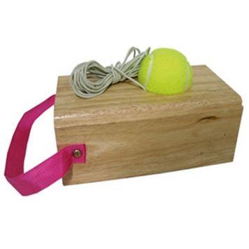 Tennistrainer 1200 Gram Hout