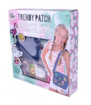 Patch Perfect Purse Tas Maken met Sjablonen
