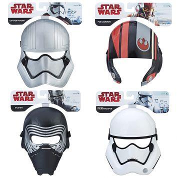 Star Wars TLJ Masker Assorti