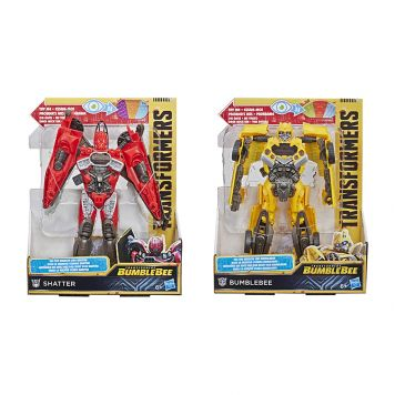 Transformers Bumblebee Movie Mission Vision Figuur