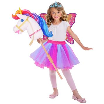 Barbie Rainbow Unicorn Set