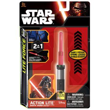 Sleutelhanger Star Wars Action Light Assorti