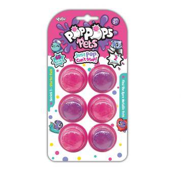 Pop Pops Pets Start 6 Stuks