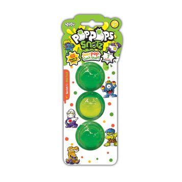 Pop Pops Snotz Basic 3 Stuks