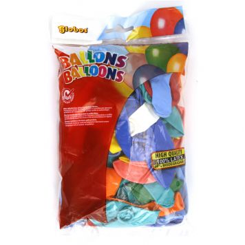 Ballon Kleuren 50 Stuks 26 Cm Assorti