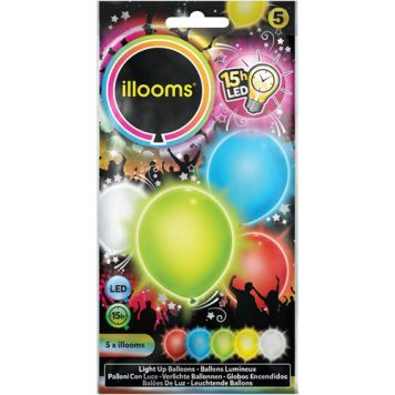 Illooms Mixed 5 Pack
