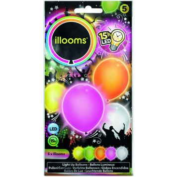 Illooms Mixed Summer 5 Pack