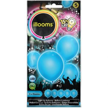 Illooms Blue 5 Pack