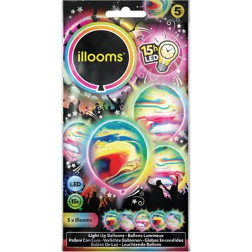 Illooms Marble 5 Pack