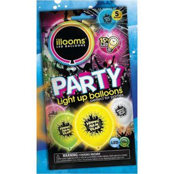 Illooms Happy New Year