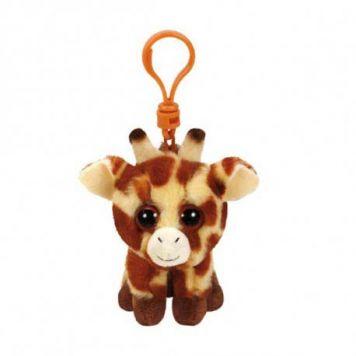 Sleutelhanger Ty Beanie Peaches Giraffe