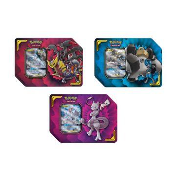 Pokémon Tag Team Power Partnership Tin