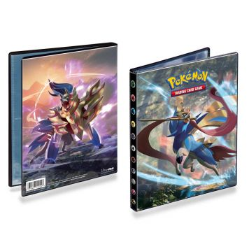 Portfolio Pokémon Sword & Shield 4Pocket