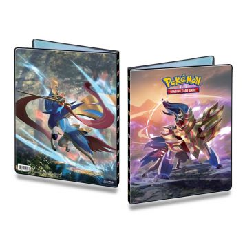 Portfolio Pokémon Sword & Shield 9Pocket