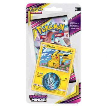 Pokémon Sun & Moon U Minds Checklane Blister