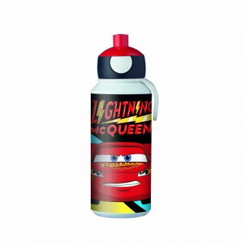 Drinkfles Pop Up Cars XX 400 ML