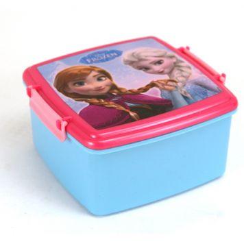Lunchbox Frozen Met Dubbele Clip