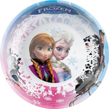 Frozen Melamine Diep Bord 17cm
