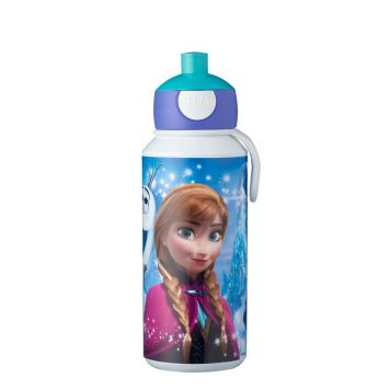 Mepal Frozen Sisters Forever Drinkfles Pop-Up400ml