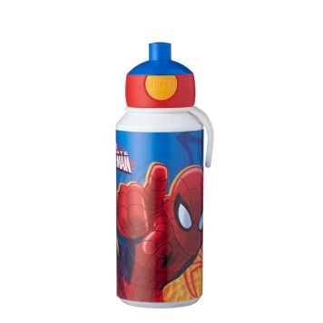 Mepal Ultimate Spiderman Drinkfles Pop-Up 400ml
