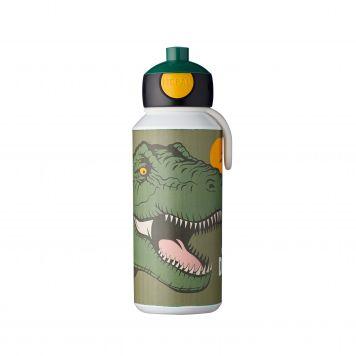 Drinkfles Pop-Up Dino 400 ml