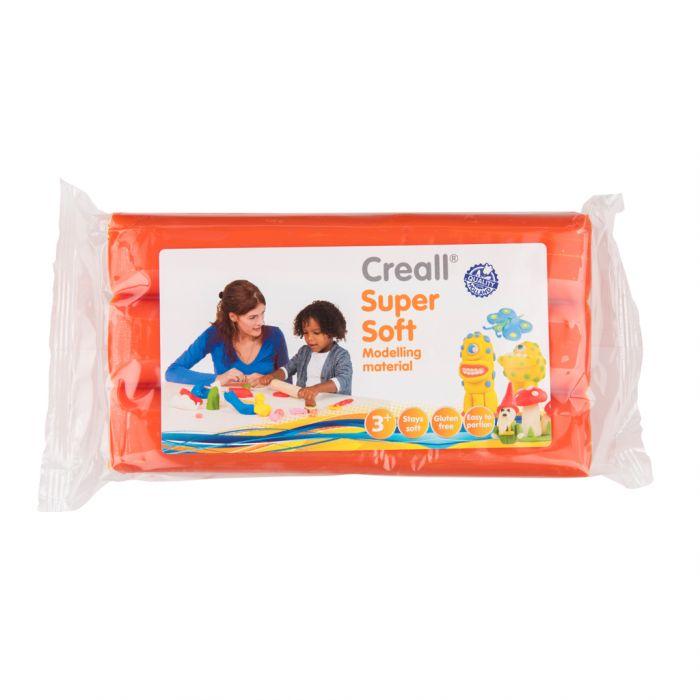 Boetseerklei Oranje 500 Gram