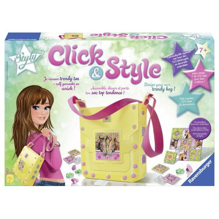 Schoudertas Click & Style Tas