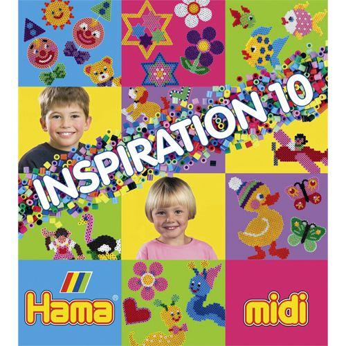 Strijkkralen Inspiratieboekje Hama 10