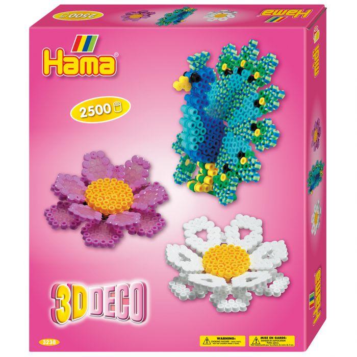 Strijkkralen Hama 3D Deco