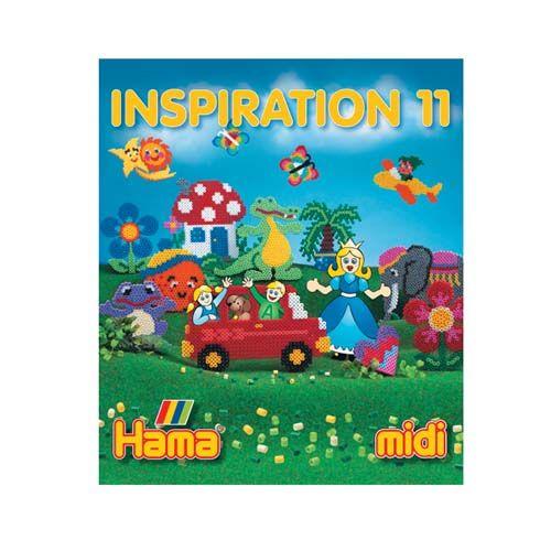 Strijkkralenboekje Hama Nummer 11