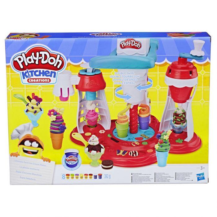 Play-Doh Ultieme Ijsmachine
