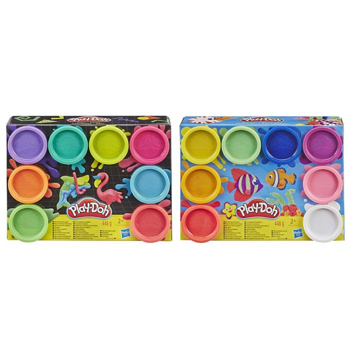 Play-Doh 8 Pack Assorti