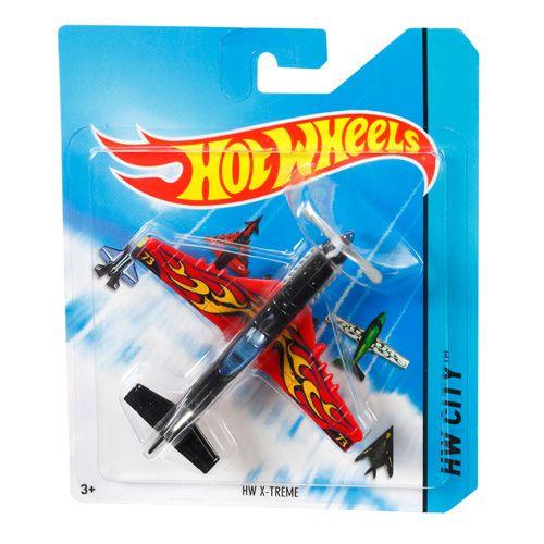 Vliegtuig Hot Wheels Skybuster Assorti