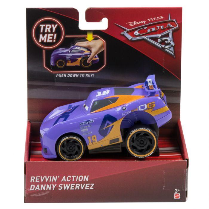 Cars Rev N Race Danny Swervez