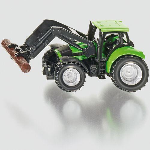 Tractor Siku Met Bomengrijper