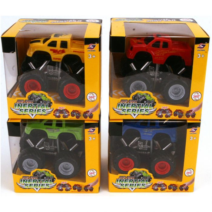 Auto Jeep Superspinner 360 Assorti