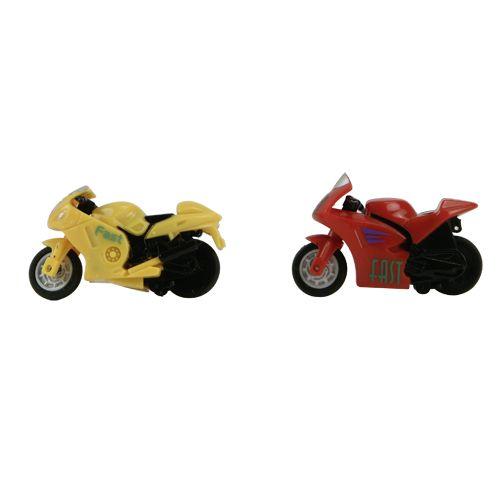 Motor Mini High Speed Race 3 Assorti