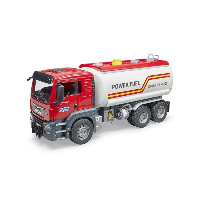 Vrachtwagen Bruder Tankauto MAN
