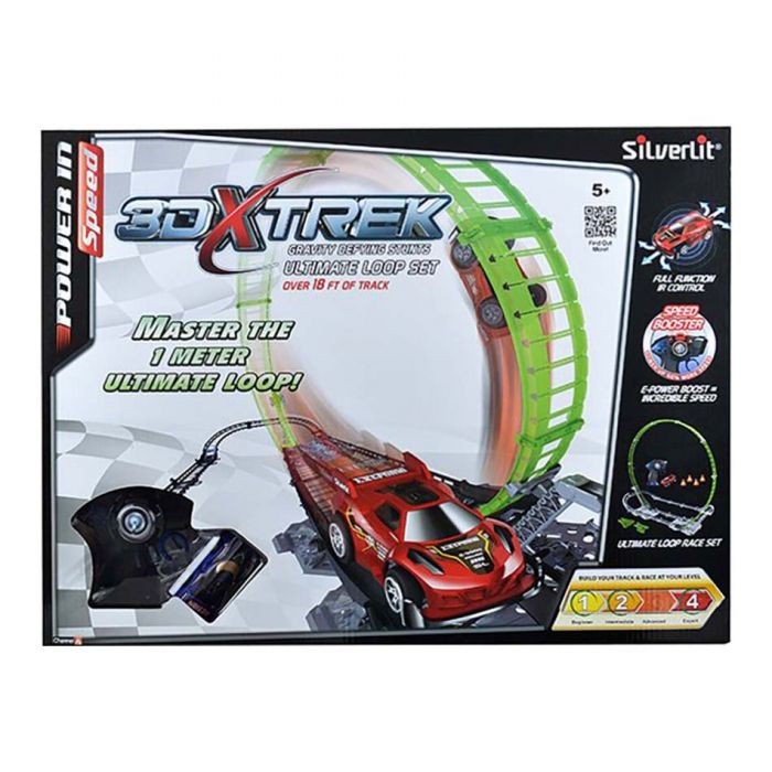 Racebaan 3DXTrek Ultimate Loop Set