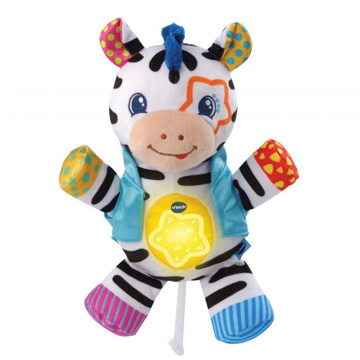 Vtech Knuffelrock Zebra