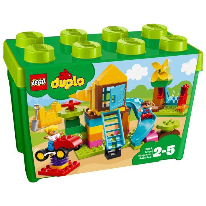 LEGO DUPLO My First 10864 Grote Speeltuin - Opbergdoos