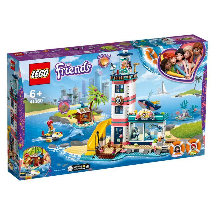 LEGO Friends 41380 Reddingscentrum In De Vuurtoren