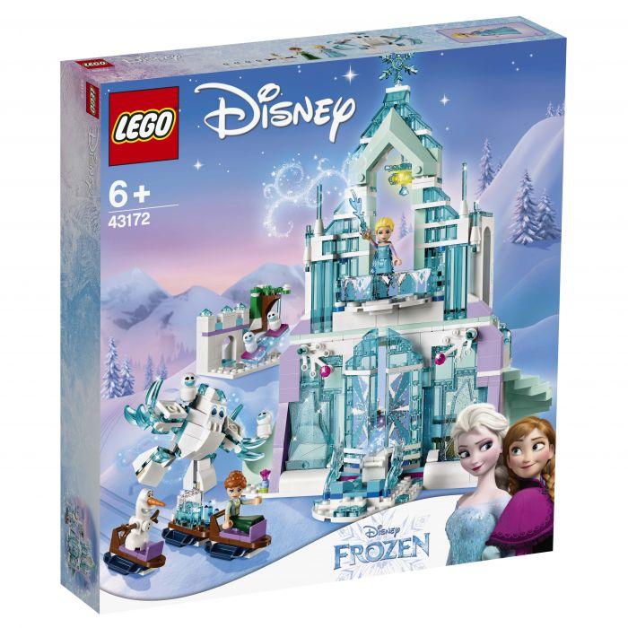 LEGO Disney Princess 43172 Elsa's Magische  IJspaleis