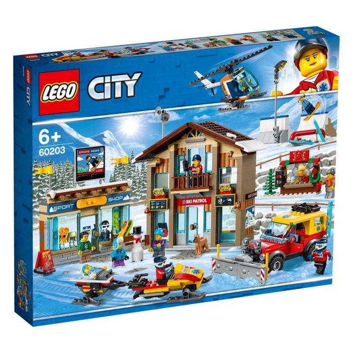 LEGO City 60203 Skiresort