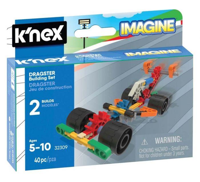 K'NEX Building Sets Dragster
