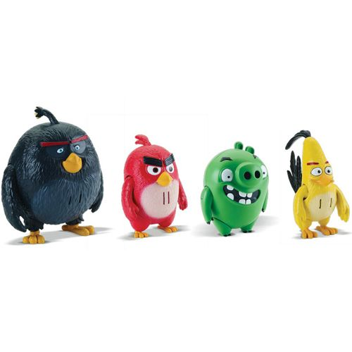 Angry Birds Deluxe Action Figures