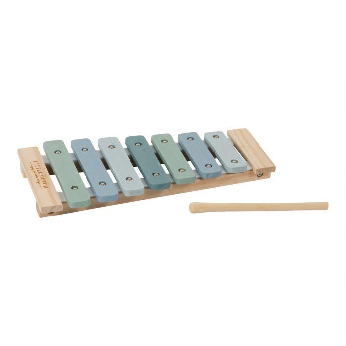 Xylofoon Blue Little D