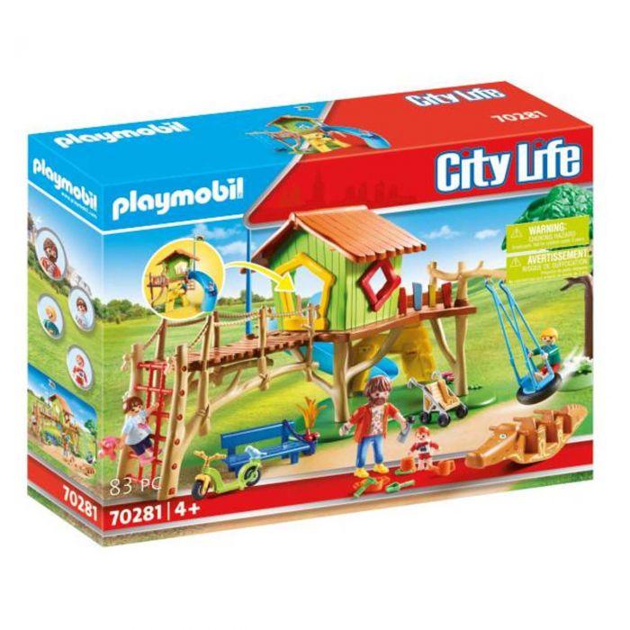 Playmobil 70281 Avontuurlijke Speeltuin